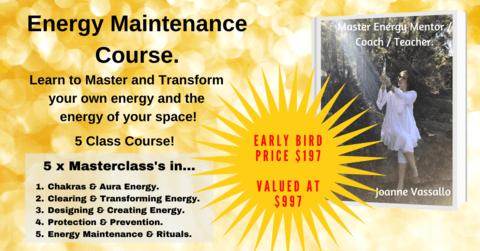 Energy Maintenance Course